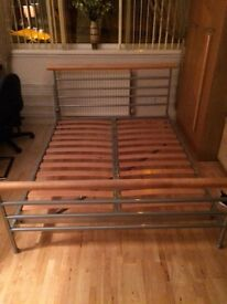 Jay-be double bedframe