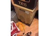 Brand new 600w alto tx 15