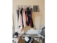 Ikea MULIG clothes rack £3 for one £5 for two
