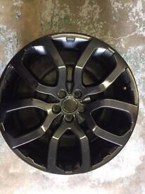 "1 Range Rover 20"" Alloy wheel for sale £160 call 07860431401"