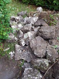 FREE - Rockery Stones