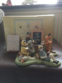 Royal Doulton Winnie the Pooh Figurine Collection