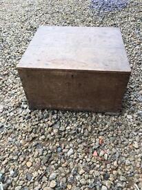 Pine box 19'x17'x11'