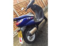 Peugeot vivacity VSX 100cc moped/scooter Excellent condition, LOW milage