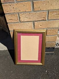 Picture Frames (Metal)