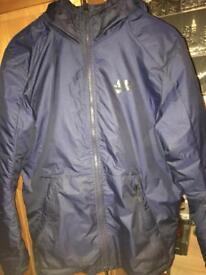 Navy Nike coat