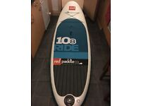 Top of the range Redpaddleco SUP board, 10'8, amazing condition, fairly new.