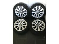 Audi A1 Alloys and Tyres