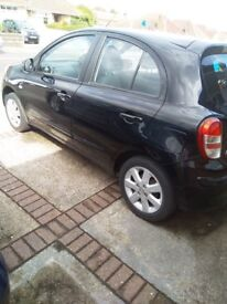 Nissan Micra 2011 £3400 OPEN TO OFFERS