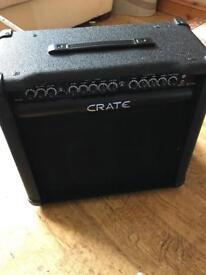 Crate Gt65w guitar amp