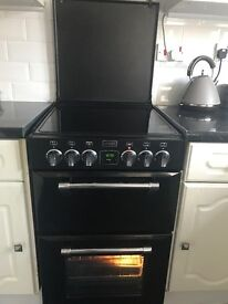 Stoves RICH550EBLK electric oven
