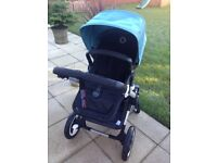 Bugaboo Buffalo/Aluminium Black Base
