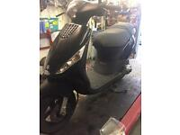 Piaggio zip 50 2 stroke spares or repair 64 plate