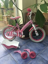 Girls Hello Kitty Bicycle