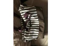 Baby toddler nappy changing bag