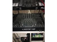 Allen&Heath Xone 4D Mixer
