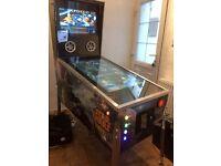Brand New, Custom Built, Star Wars Digital Pinball Machine With 50 Tables