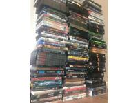 MASSIVE 300+ DVD Collection and BLU-ray Super cheap! Box sets TV shows Movies lot