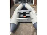 2015,16 &17 inflatable Tenders Never Used, Ex Display/Demo models 2.3 & 2.4mt £195 per boat