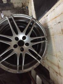 Audi 5x112 wheels