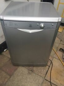 **INDESIT**DISHWASHER**60CM**ENERGY RATING: A**VERY GOOD CONDITION**COLLECTION\DELIVERY**NO OFFERS**