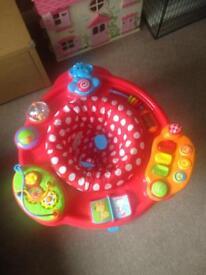 Baby activity PlayStation