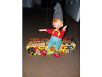 Vintage noddy puppet very rare