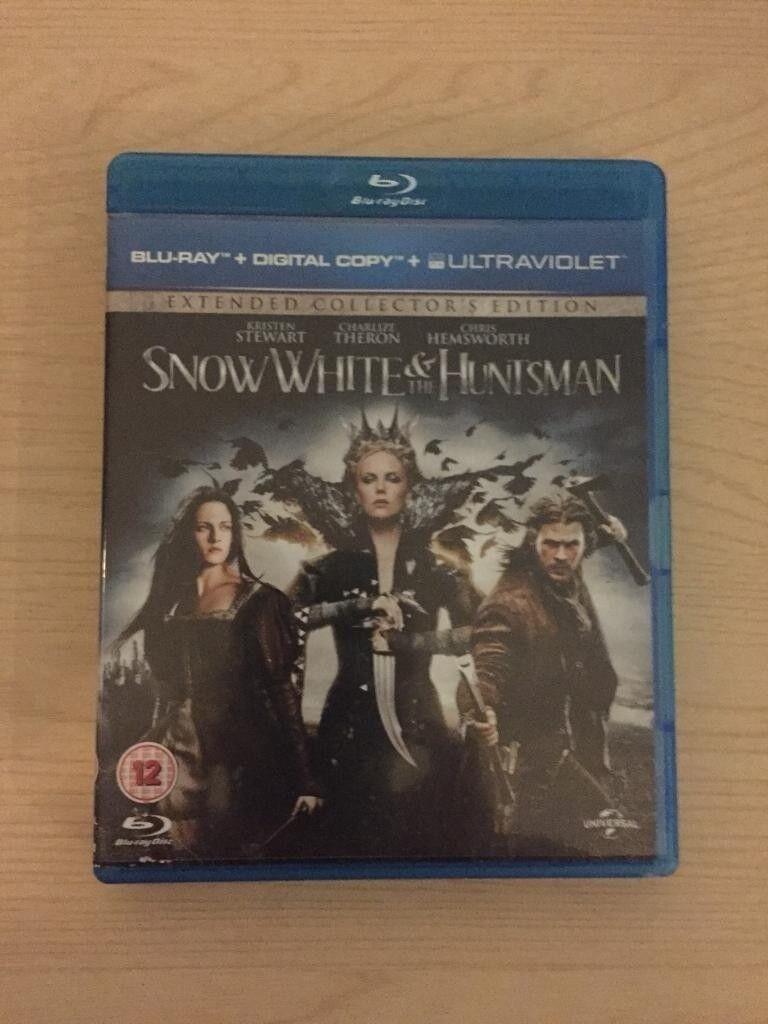 Snow White & The Huntsman (Blu-Ray)