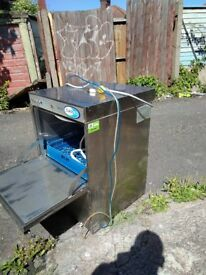 Dishwasher machine Classeq duo750 quick sale worth it to see it