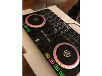 Mixtrack Pro 2 with USB cable