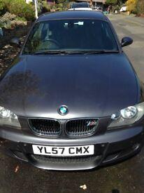 BMW / GREY - M-SPORT (116i) 3 door... many EXTRA'S