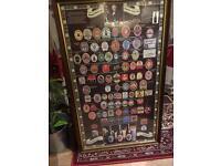 Various Pub mirrors & pictures