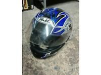 Moterbike helmet