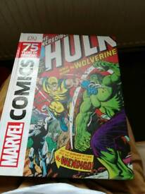 Marvel Comics Artwork Book