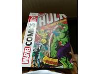 Marvel Comics Artwork Book