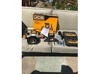 "JCB router 1/4"" & 1/2"" 2100w"