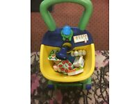LEAP FROG SHOPPING TROLLEY