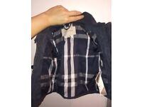 Baby Burberry jacket size 6 months