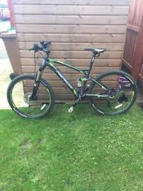 Merida (one twenty) mountain bike