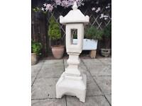 Chinese Oriental Stone Lantern