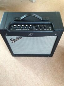 Fender Mustang V2 - guitar amp AMAZING CONDITION