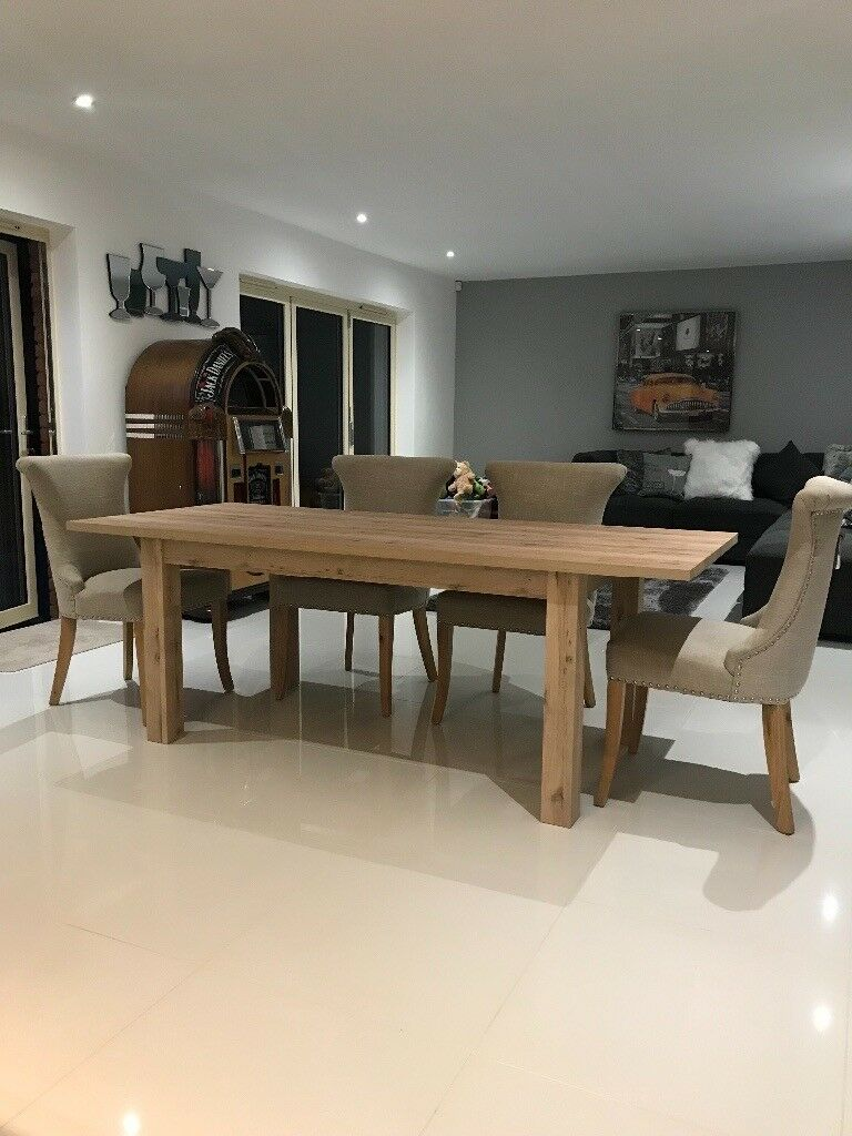 next home dining table  in rumney cardiff  gumtree