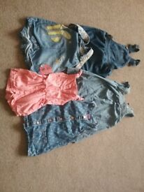 Large bundle of girls clothing