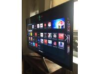 50 inch Samsung SMART TV IN EXCELLENT CONDITION WITH BUILT IN FREEVIEW
