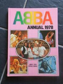 Abba - The Annual 1978