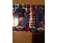 175 Match Attax Cards