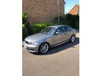BMW 120d Series coupe