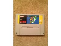 Super Nintendo game super Mario world