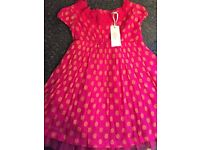 GIRLS FRENCH CONNECTION 18-24 month party dress NEW