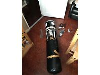 One x 5ft punching bag